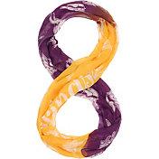 FOCO Minnesota Vikings Gradient Infinity Scarf