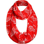 FOCO Detroit Red Wings Logo Infinity Scarf