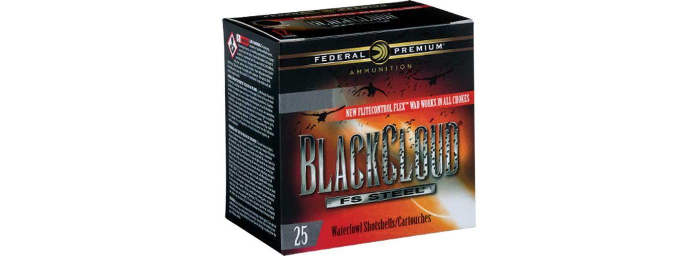 Federal Black Cloud FS Steel Shotgun Ammunition