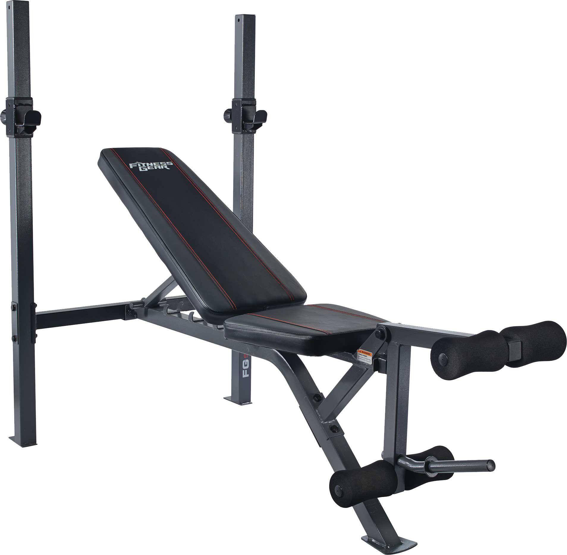 Fitness Gear Standard Weight Bench