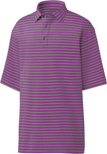 FootJoy Lisle Multi-Stripe Polo