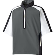 FootJoy Men's Short Sleeve Sport Golf Windshirt