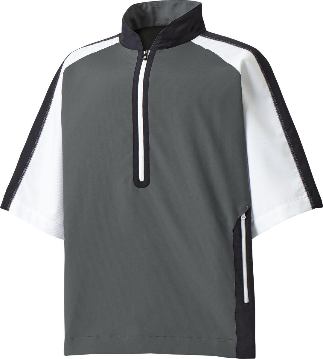 150df62f FootJoy Men's Short Sleeve Sport Golf Windshirt | DICK'S Sporting Goods