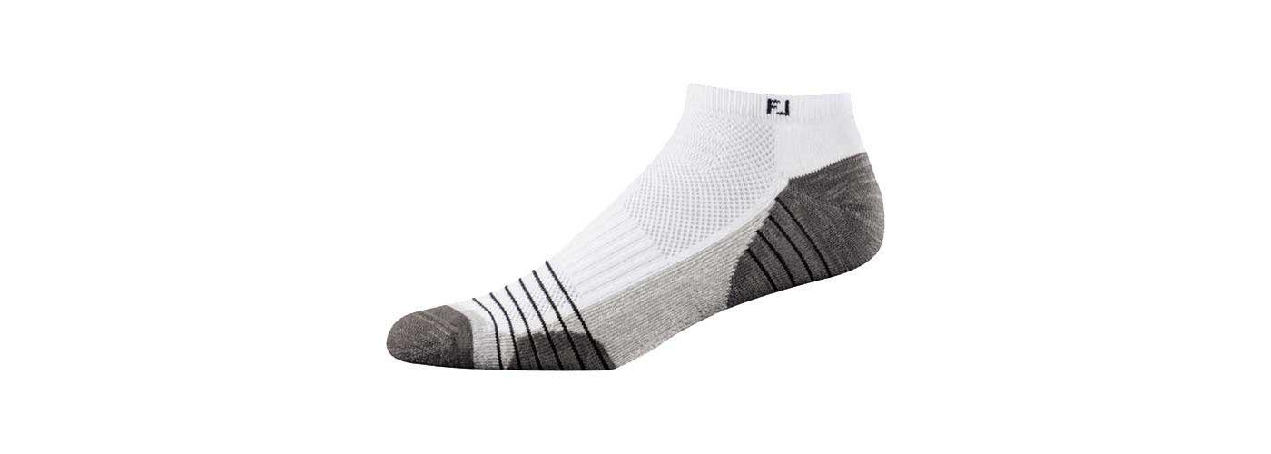FootJoy Men's TechSof Tour Low Cut Golf Socks