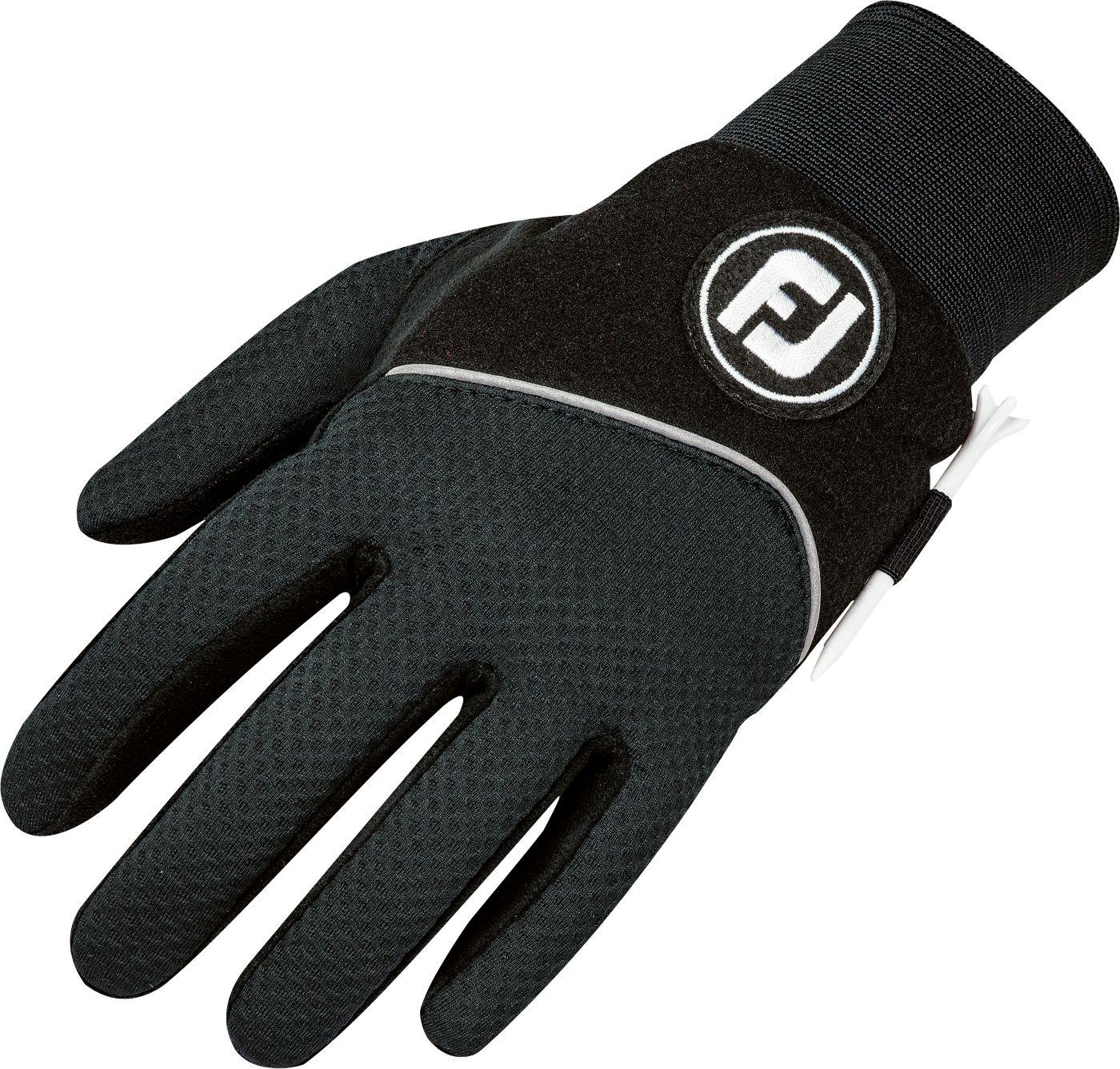 FootJoy Men's WinterSof Golf Gloves - Pair