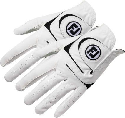 FootJoy WeatherSof Golf Glove - 2 Pack