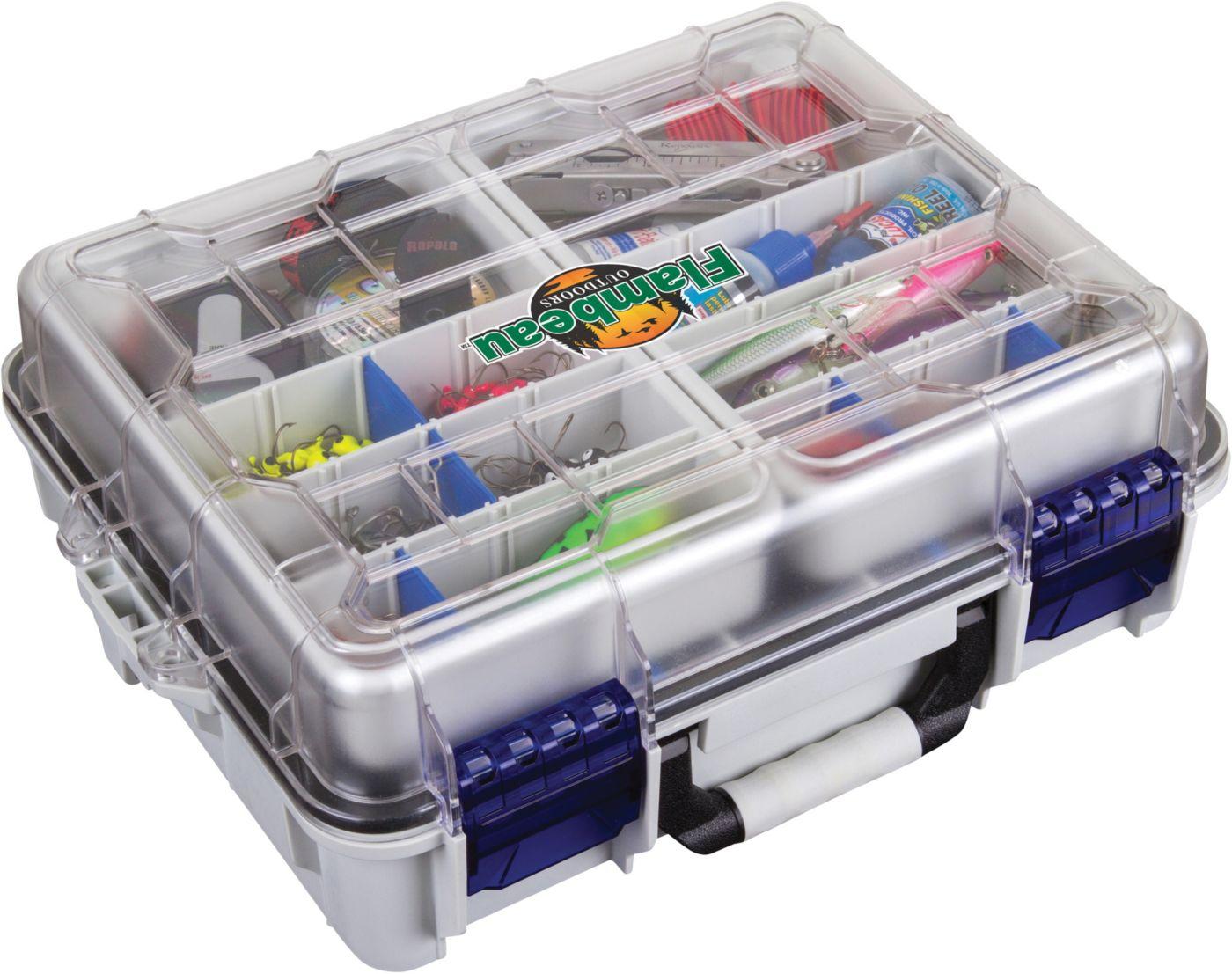 Flambeau Waterproof Satchel 3000 Tackle Box