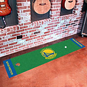 FANMATS Golden State Warriors Putting Mat
