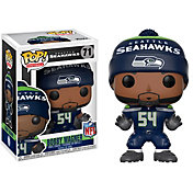 Funko POP! Seattle Seahawks Bobby Wagner Figure