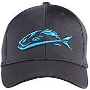 Field & Stream Fish Icon Laser Cut Stretch Fit Cap