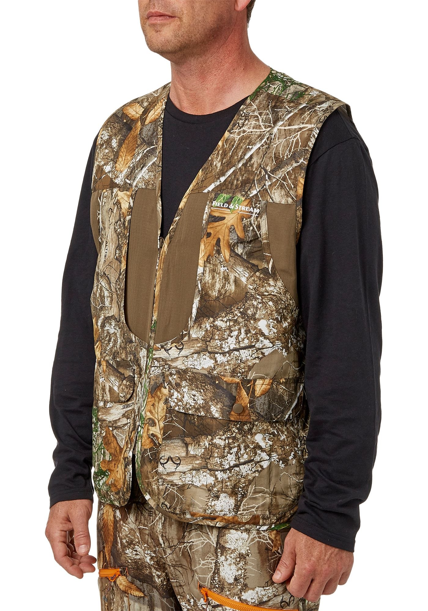 Field & Stream Men's Camo Front Loader Vest
