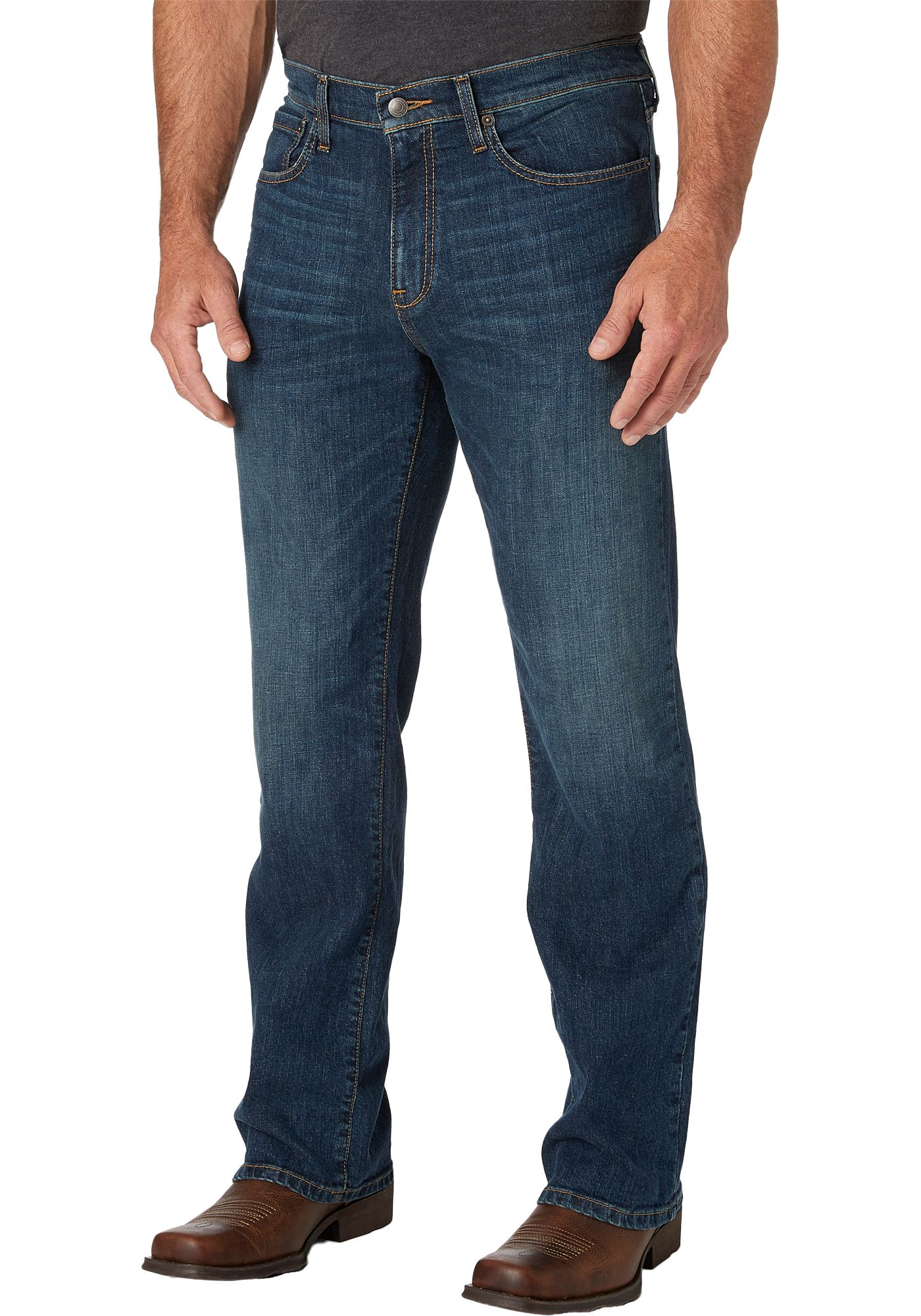 Field & Stream Men's DuraComfort Bootcut Denim Jeans