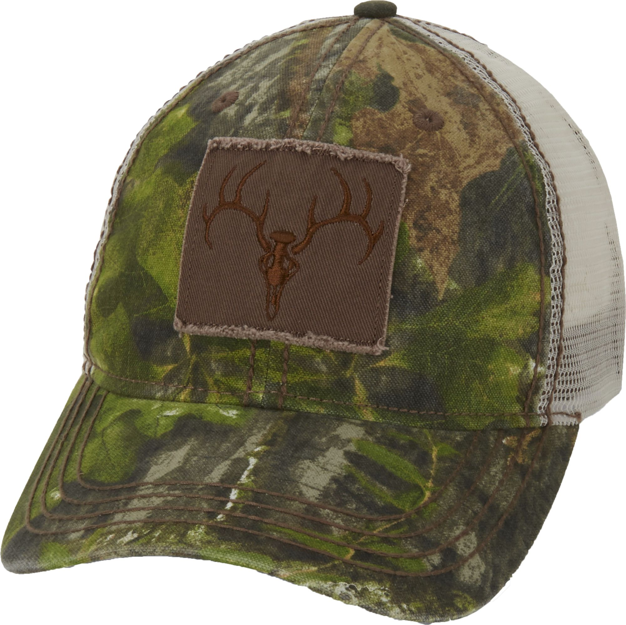 Field & Stream Men's Frayed Patch Mesh Back Hat, Mossy Oak Obsession Nwtf thumbnail