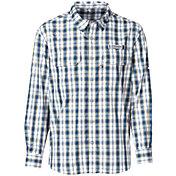 Field & Stream Men's 2017 Latitude Plaid Long Sleeve Shirt