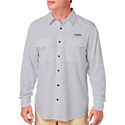 Field & Stream Men's Long Sleeve Latitude Fishing Shirt (Regular and Big & Tall)