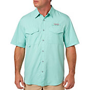 Field & Stream Men's Short Sleeve Latitude Fishing Shirt (Regular and Big & Tall)
