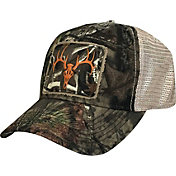 Field & Stream Men's Skull Patch Camo Hat