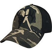 Field & Stream Men's Stretch Fit Skull Camo Hat