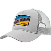 Field & Stream Men's Semi-Curve Patch Trucker Hat