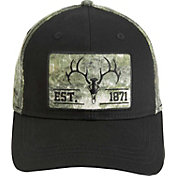 Field & Stream Men's Semi Flat Brim Camo Hat