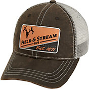 Field & Stream Men's Waxed Patch Mesh Back Hat