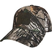 Field & Stream Men's Waxed Patch Stretch Fit Camo Hat