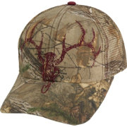 Field & Stream Men's Ox Blood Mesh Back Camo Hat