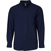 Field & Stream Men's Jaspe Woven Long Sleeve Shirt