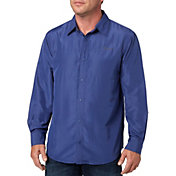 Field & Stream Men's Performance Woven Long Sleeve Shirt