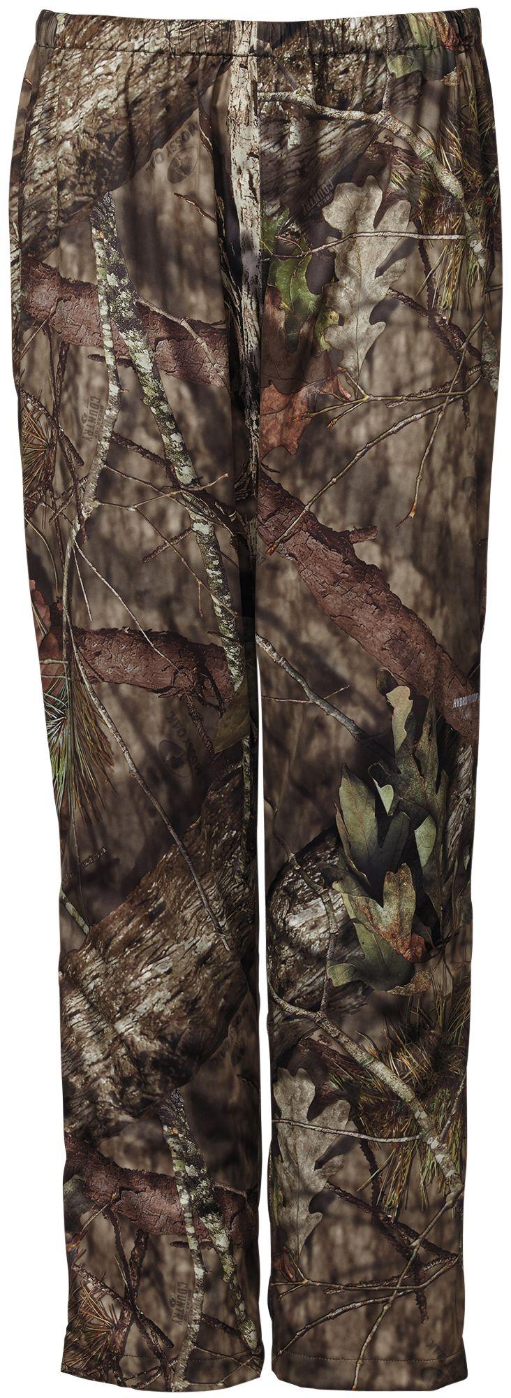 Field & Stream Men's Lightweight Packable Rain Hunting Pants, Size: XXXL, Mossy Oak Brk-Up Country thumbnail