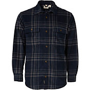 Field & Stream Men's Plaid Microfleece Jacket