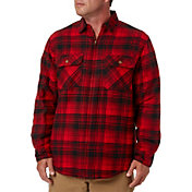 Field & Stream Men's Sherpa Lined Shirt Jacket