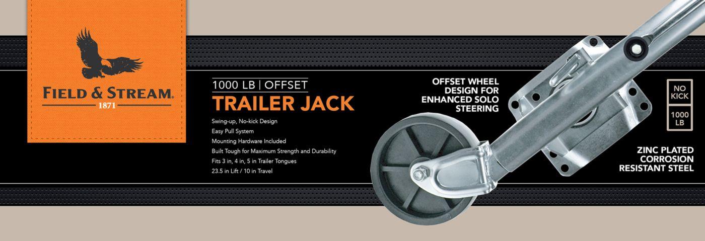 Field & Stream Trailer Jack