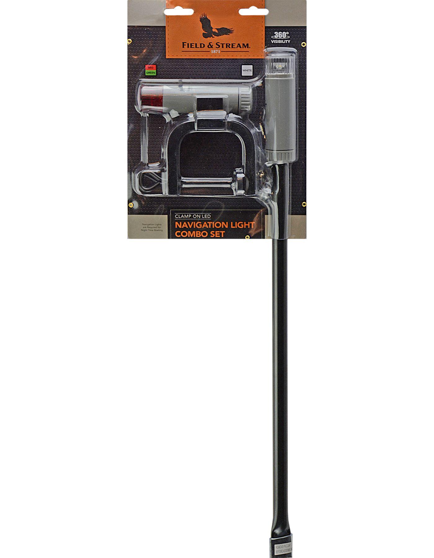 Field & Stream Navigation Light Combo Set