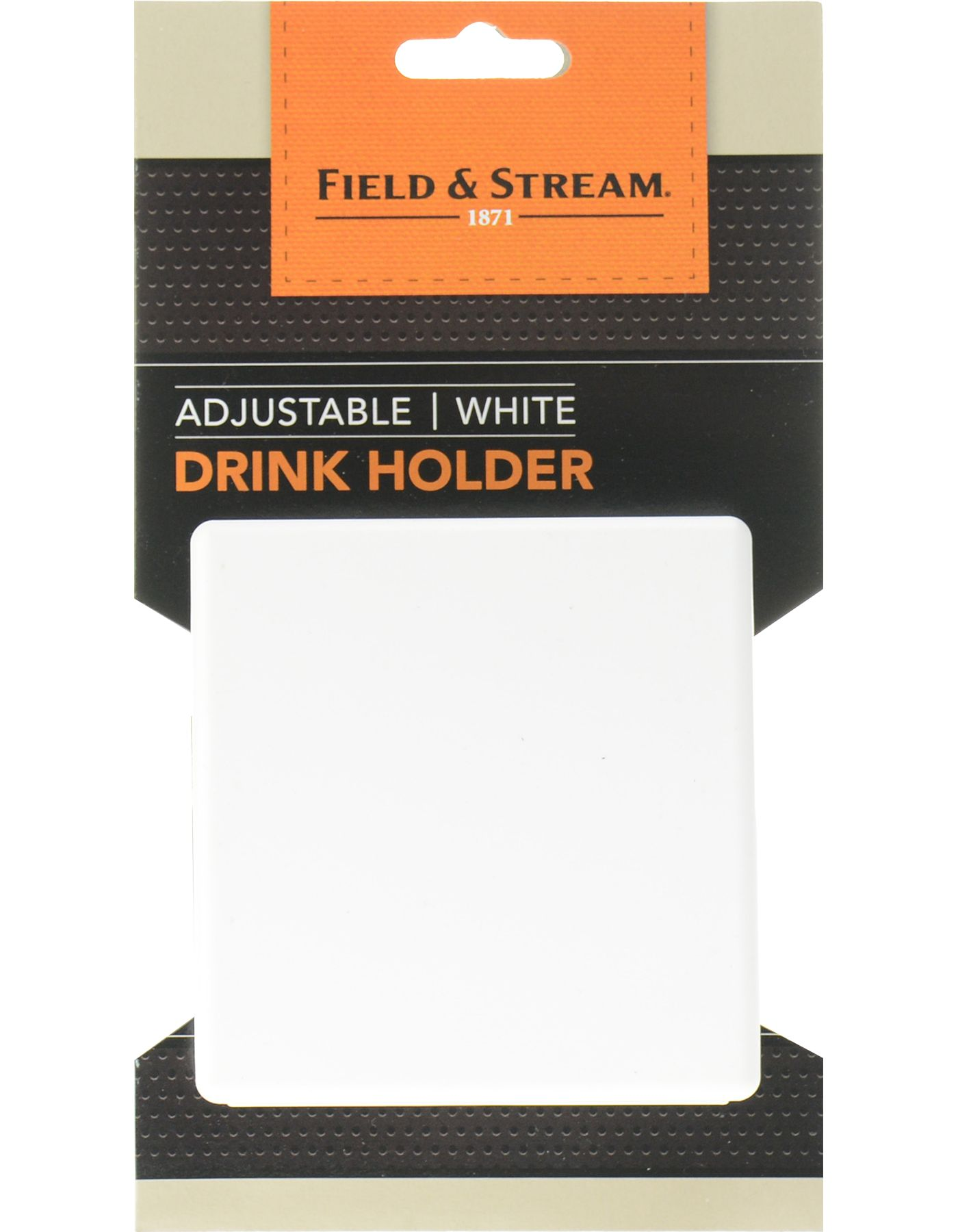Field & Stream Fold-Up Adjustable Drink Holder