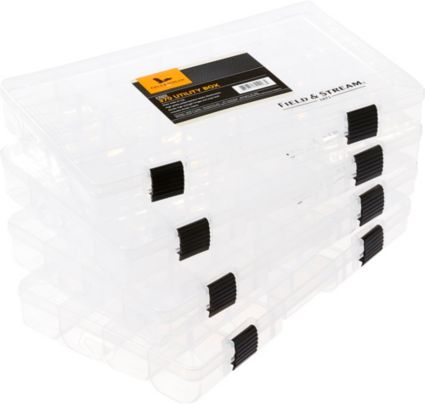 Field & Stream 370 Utility Box – 4 Pack
