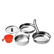 Field & Stream 5-Piece Aluminum Mess Kit