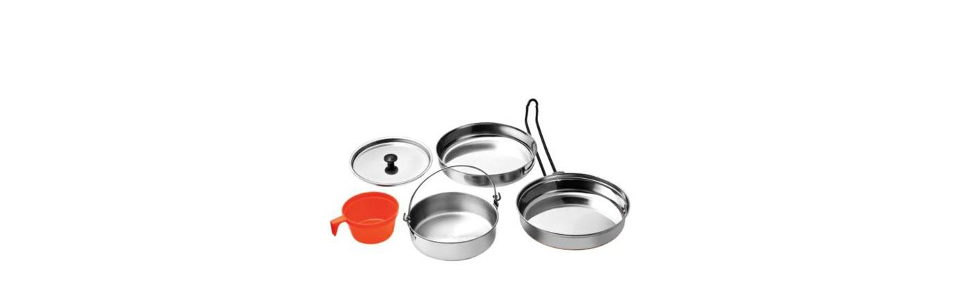 Field & Stream Aluminum Mess Kit