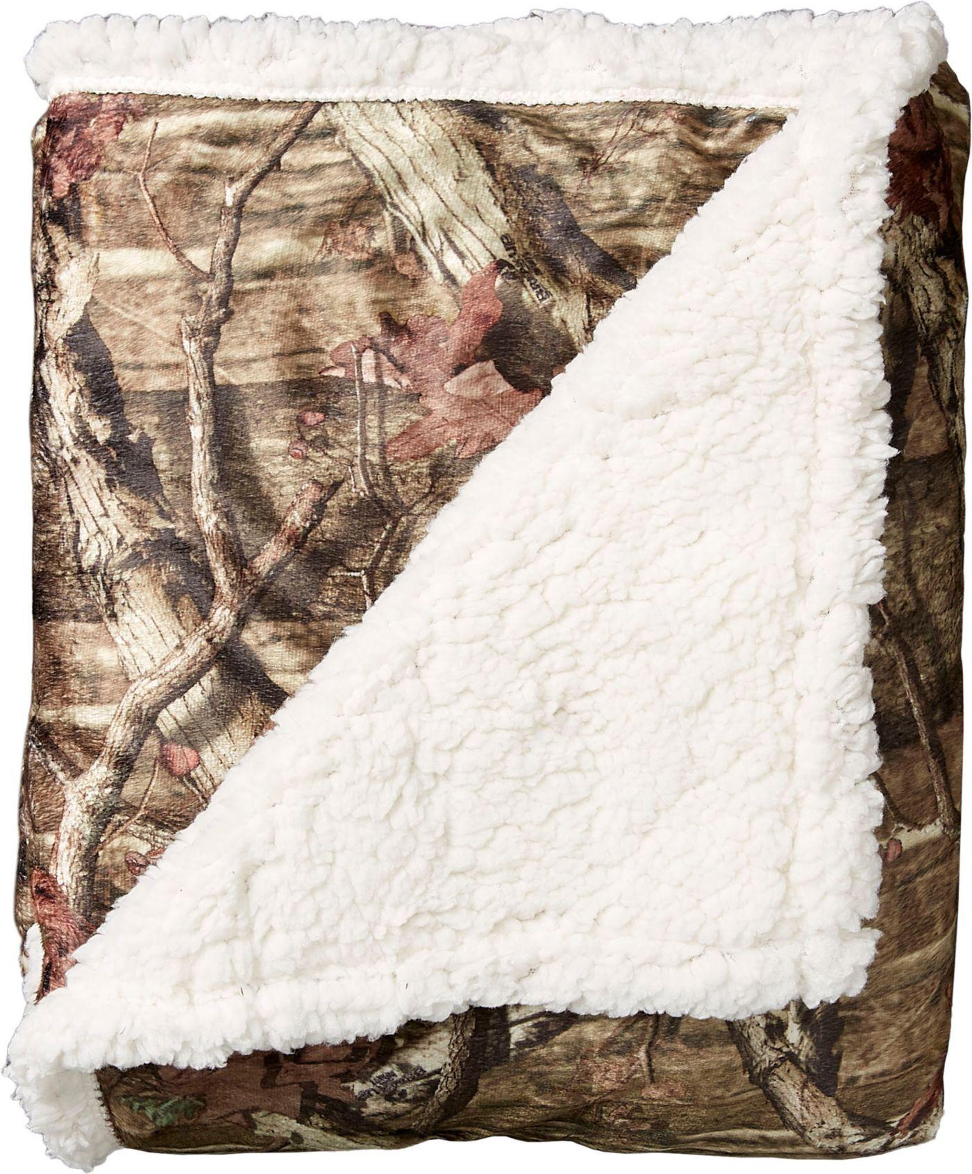 Field & Stream Sherpa Throw Blanket