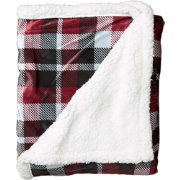 Field & Stream Sherpa Throw Blanket