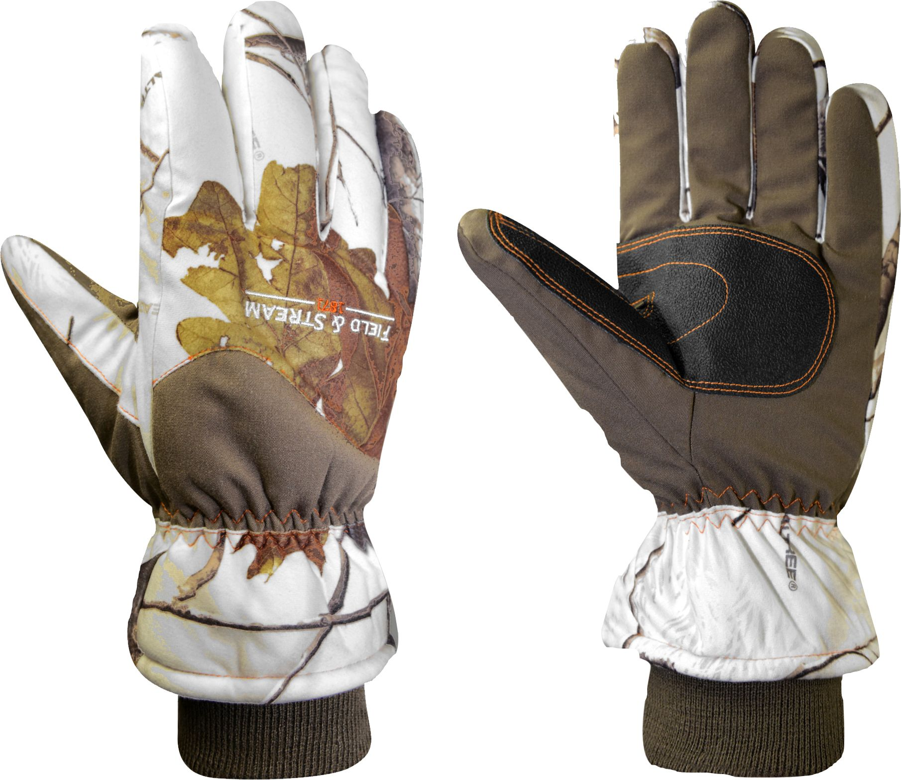 Field & Stream Pursuit Hunting Glove, Men's, Size: Medium, AP Snow