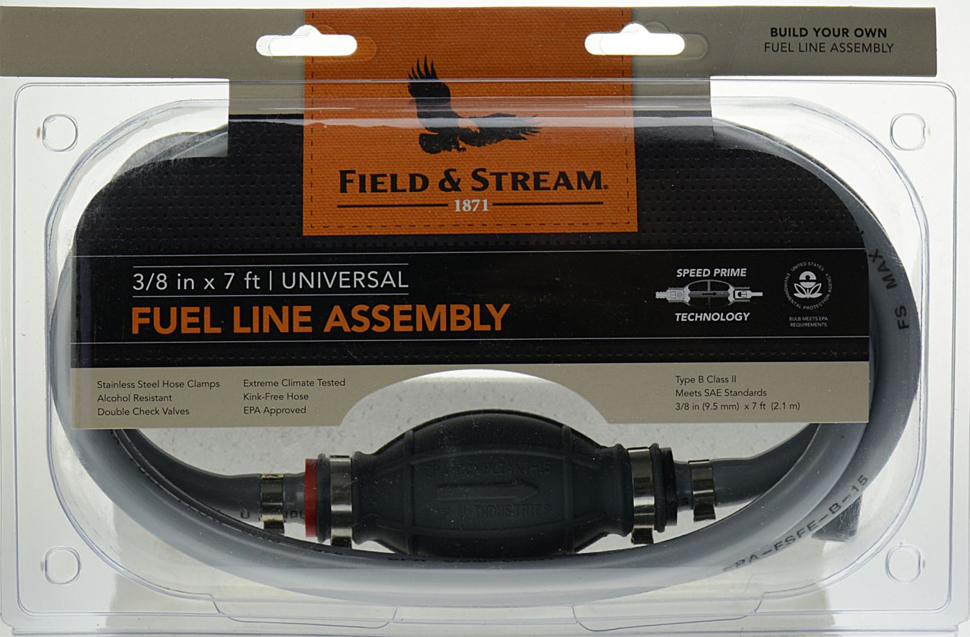 Field & Stream Fuel Line Assembly