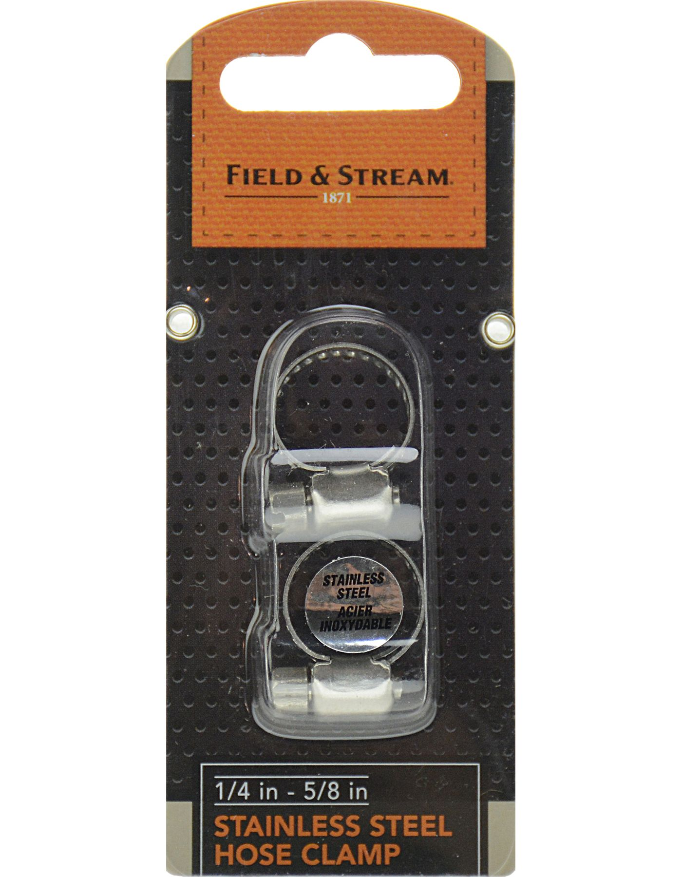 Field & Stream Stainless Steel Hose Clamp