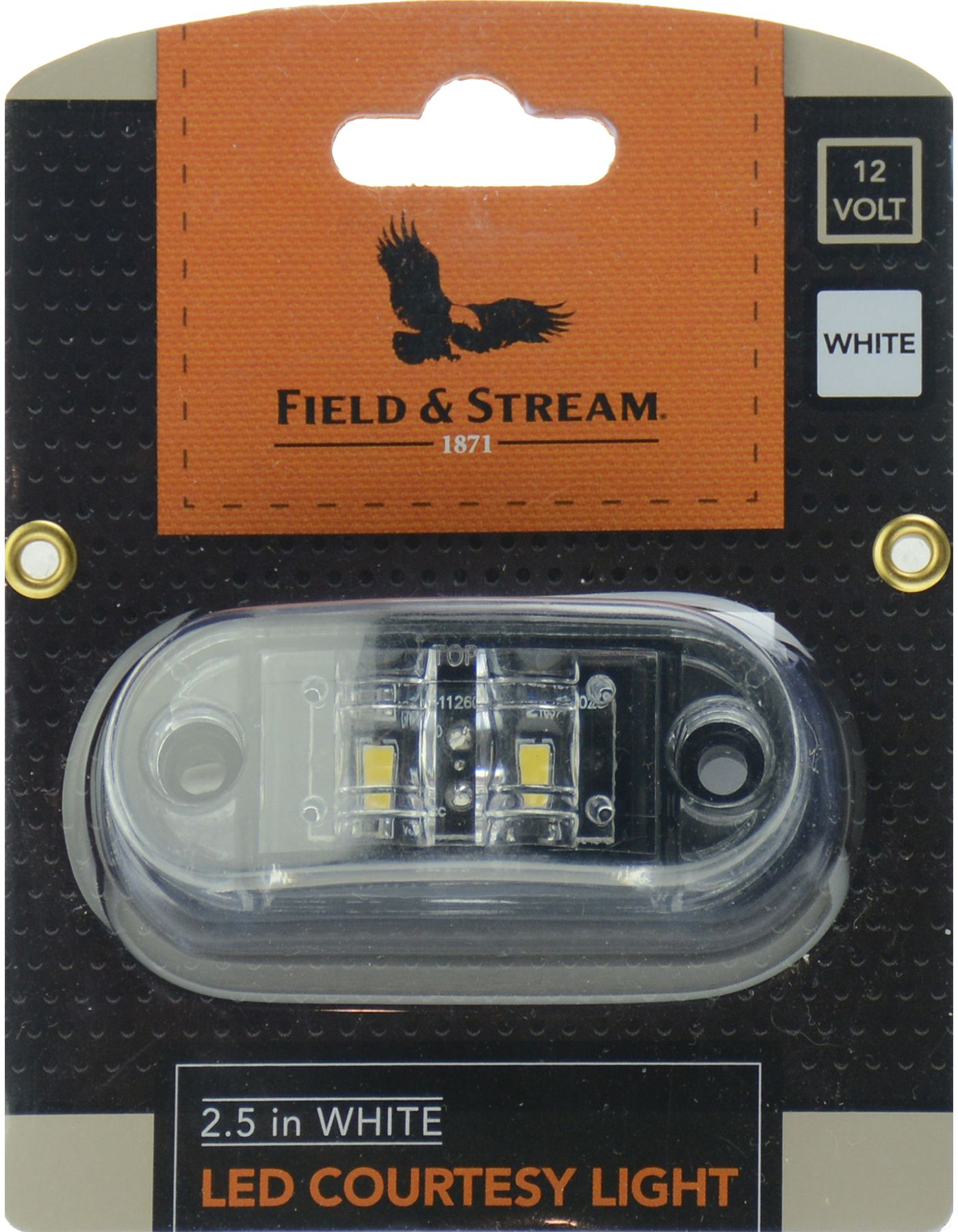 Field & Stream LED Courtesy Light