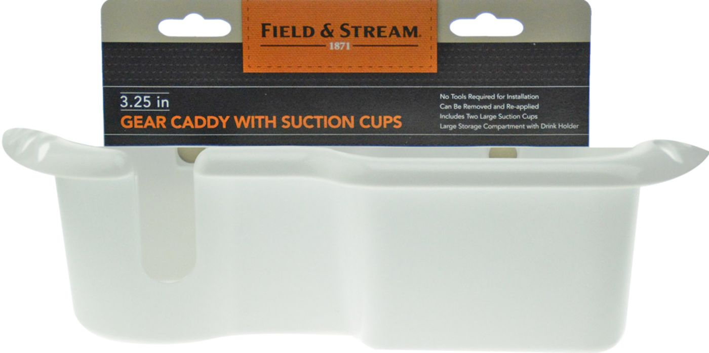 Field & Stream Gear Caddy with Suction Cups