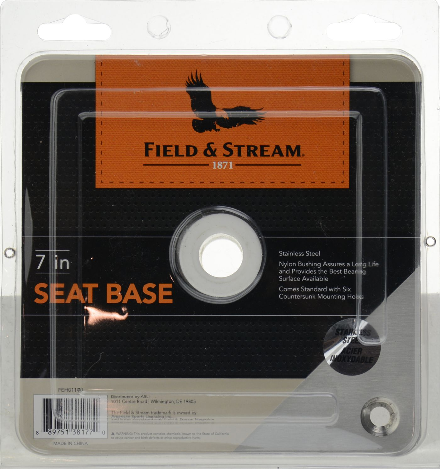 Field & Stream Seat Base