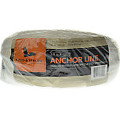 Field & Stream Hollow Braid Polypropylene Anchor Line with Spring Hook