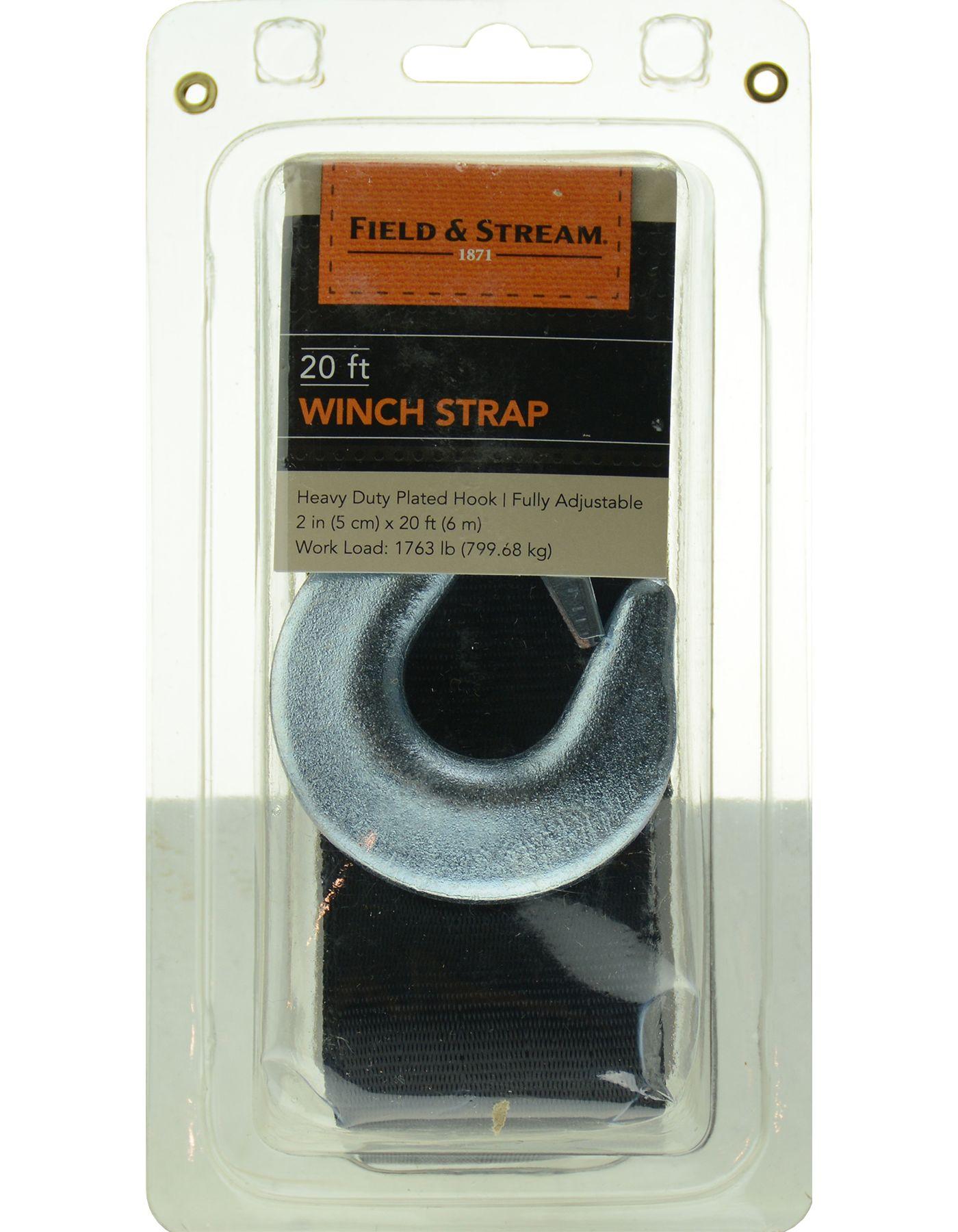 Field & Stream Winch Strap