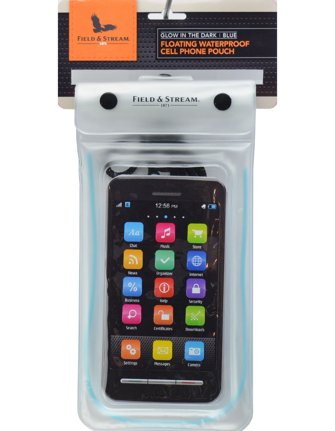 super popular 8d767 e5943 Field & Stream Floating Waterproof Cell Phone Pouch