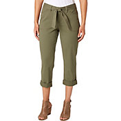 Field & Stream Women's Belted Capris